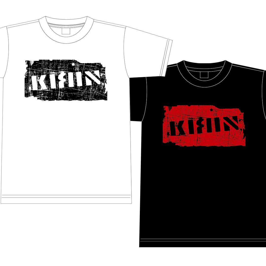 KIЯIN「WHA'T'S UP!」Tシャツ